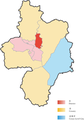 Location of Yaohai District in Hefei.png