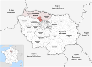 Arrondissement in Île-de-France, France