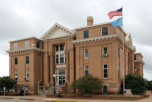 Logan County Courthouse, Guthrie, Oklahoma