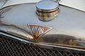 Logo - Alvis - 1934 - 19.8 hp - 6 cyl - Kolkata 2013-01-13 3000.JPG