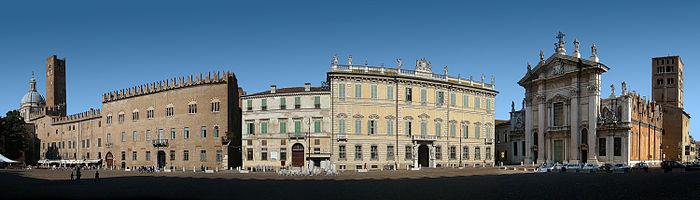 Mantova wikivoyage guida turistica di viaggio for Piazza sordello