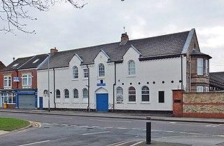 Londesborough Barracks