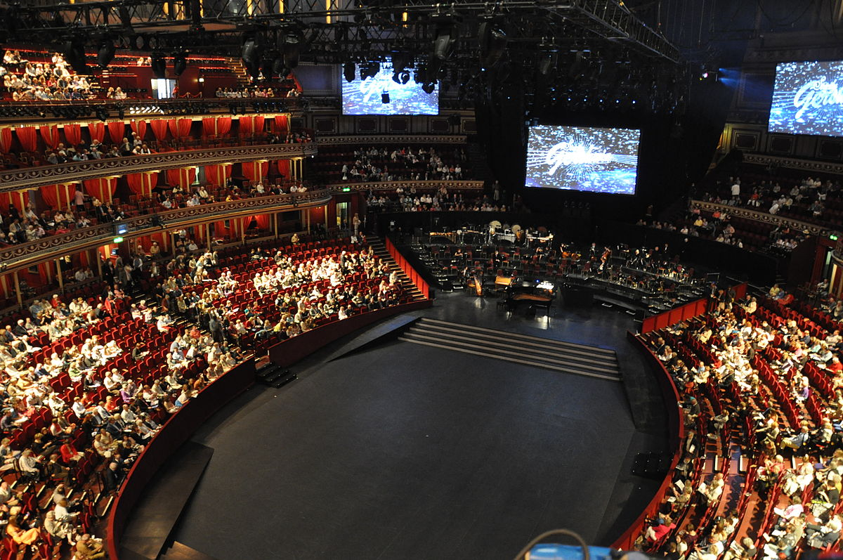 London Royal Albert Hall interior 002.jpg