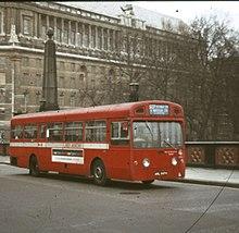 Autobus De Londres Wikipédia