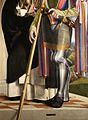 Lorenzo lotto, polittico di san domenico di recanati, 1508, 31 peitro martire e vito.jpg