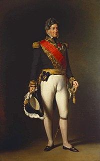 Le roi Louis-Philippe Ier en 1845.