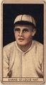 Louis Evans, St. Louis Cardinals, baseball card portrait LCCN2008677946.tif