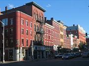 Lower Main Street, Bangor, Maine