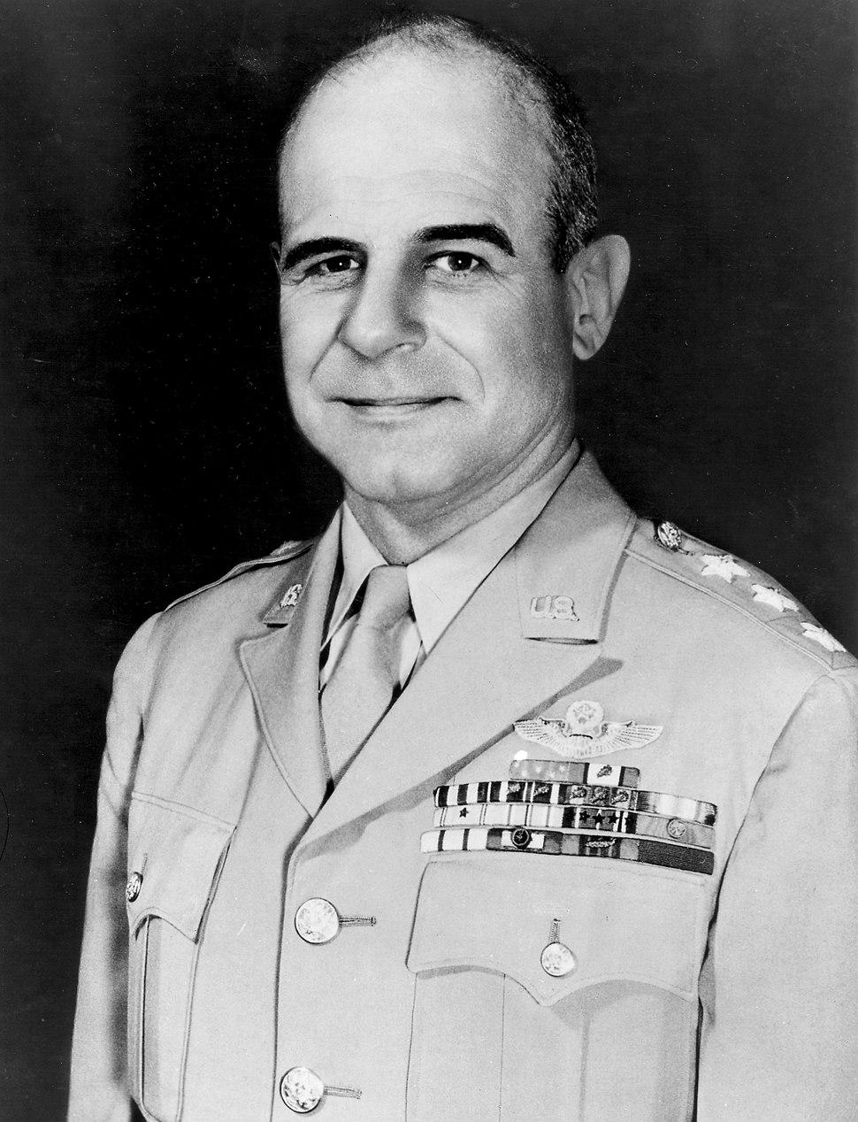 Lt. General James Doolittle, head and shoulders