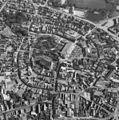 Luchtfoto van de kern van Den Burg vanuit het noordwesten - Burg, Den (Texel) - 20045787 - RCE.jpg