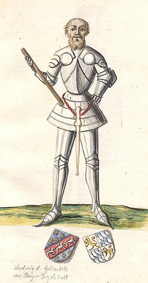 Louis VII, Duke of Bavaria - Louis VII, Duke of Bavaria-Ingolstadt