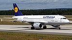 Lufthansa Airbus A319-100 (D-AILR) at Frankfurt Airport.jpg