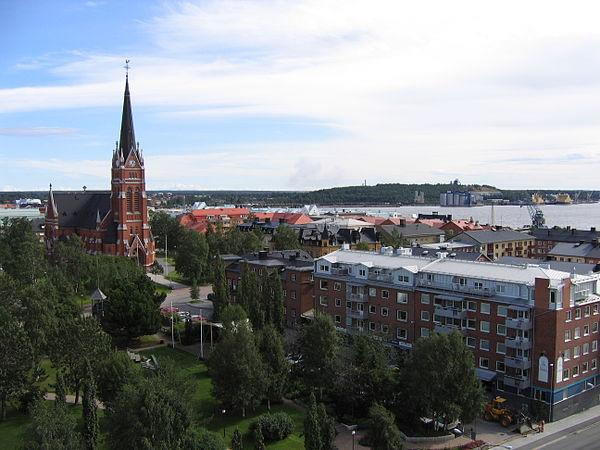 File:Luleå vanaf gemeentehuis 2.jpg