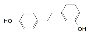 Lunularin chemical compound