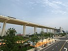 Lupu Bridge approches-2.jpg