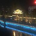 Lushui River Bank at night.jpg
