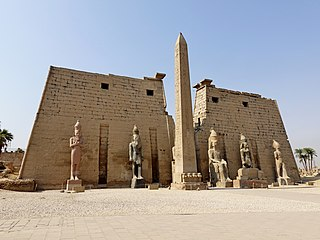Luxor Temple Ancient Egyptian temple
