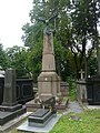 Lwow (Lviv) - Cmentarz Łyczakowski (Lychakiv Cemetery) - summer 2017 006.JPG
