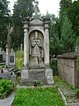 Lwow (Lviv) - Cmentarz Łyczakowski (Lychakiv Cemetery) - summer 2017 021.JPG