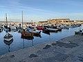 Lyme Regis Marina early evening.jpg