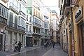 """Málaga, the street """"Calle Especerías"""", image 2.JPG"""