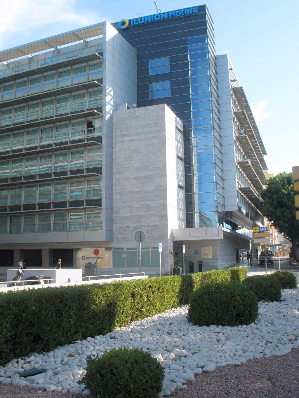 Málaga - Hotel Ilunion Málaga 4