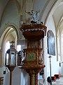 Mödring Pfarrkirche - Kanzel 1.jpg