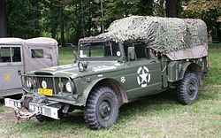 Kaiser Jeep M715 - Wikipedia
