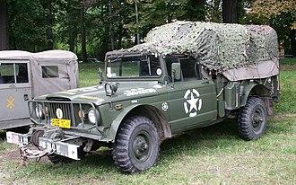 Kaiser Jeep M715 - M715