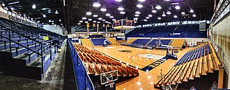 Memorial Athletic and Convocation Center - Image: MAC Center panorama 2015