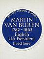 MARTIN VAN BUREN 1782-1862 Eighth U.S. President lived here.jpg