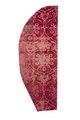 MCC-8471 Rood gesneden fluweel met spitsovale velden waarin bloemrozet (1).tif
