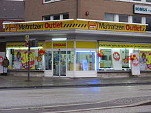 Matratzen Factory Outlet ? Wikipedia