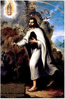 Juan Diego Mexican saint