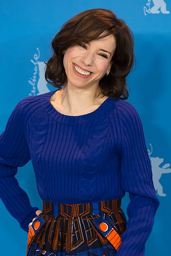 Sally Hawkins' performance was highly praised and earned her a nomination for the Academy Award for Best Actress. MJK35133 Sally Hawkins (Maudie, Berlinale 2017).jpg