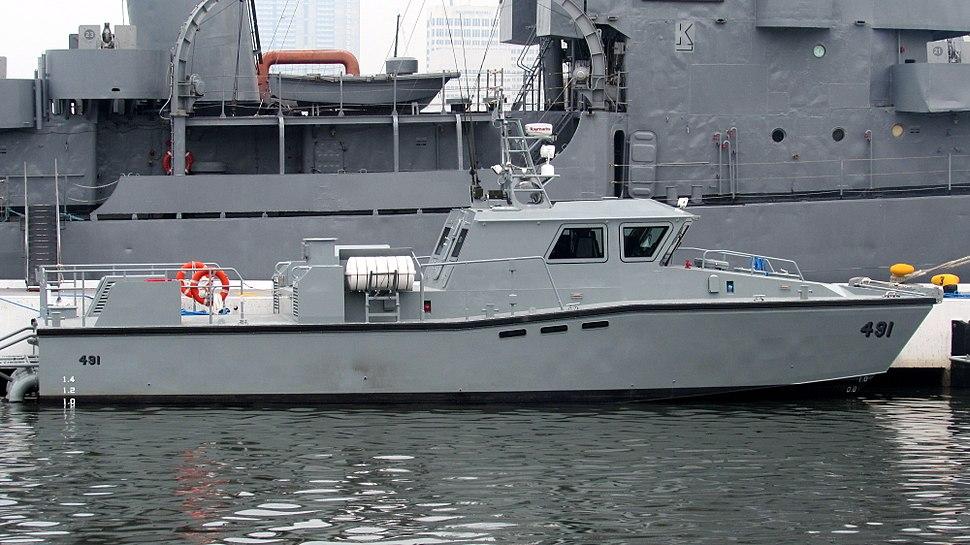 MPAC Mk 3 (BA-491) - Side View