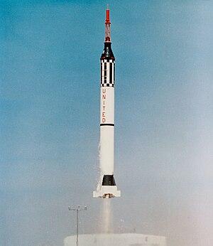Mercury-Redstone 1A - MR-1A Launch
