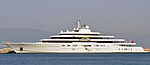 MY Eclipse Superyacht berthed at the Detached Mole, Gibraltar.jpg