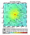 M 6.5 - 132km WSW of Moijabana, Botswana - intensity.jpg
