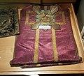 Maastricht, Schatkamer OLV-basiliek, textielschat, lade 15, kazuifel ca 1825.jpg