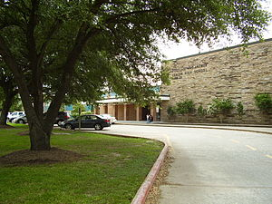 MacArthur High School (Harris County, Texas) - Image: Mac Arthur HS Harris County TX