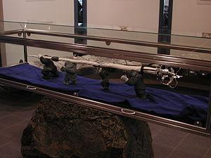 Legislative Assembly of Nunavut - Mace of the Legislative Assembly of Nunavut