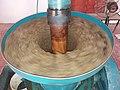 Machine for making mustard oil, Jaura 3.jpg