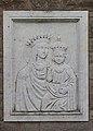 Madonna & Child relief, St Swithin's, Gillmoss.jpg
