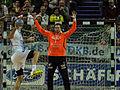 Magnus Dahl Siebenmeter 2-4 DKB Handball Bundesliga HSG Wetzlar vs HSV Hamburg 2014-02 08 026.jpg