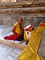 Maha Bodhi Temple Bodh Gaya India - panoramio (8).jpg