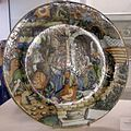 Maiolica di urbino, adorazione dei magi, 1550 ca.jpg