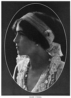 Maire ONeill Irish actress (1885-1952)