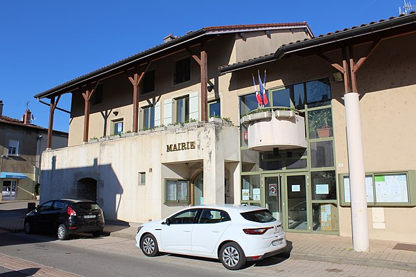 Photo de la ville Jasseron
