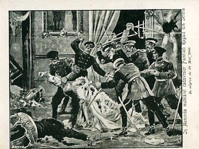 Majski prevrat 1903